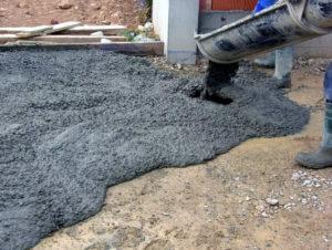 Тощий бетон балашиха блоки из керамзитобетона заводы